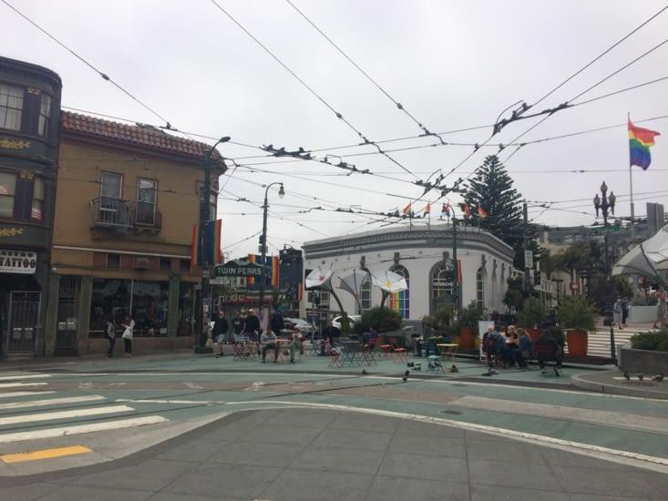17th & Castro Street - The Castro
