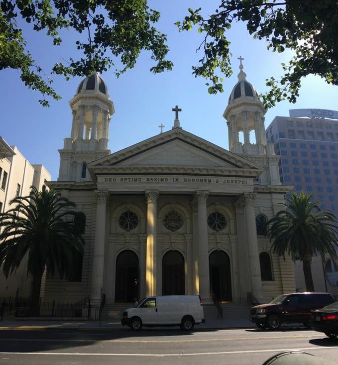 Basilique de San José