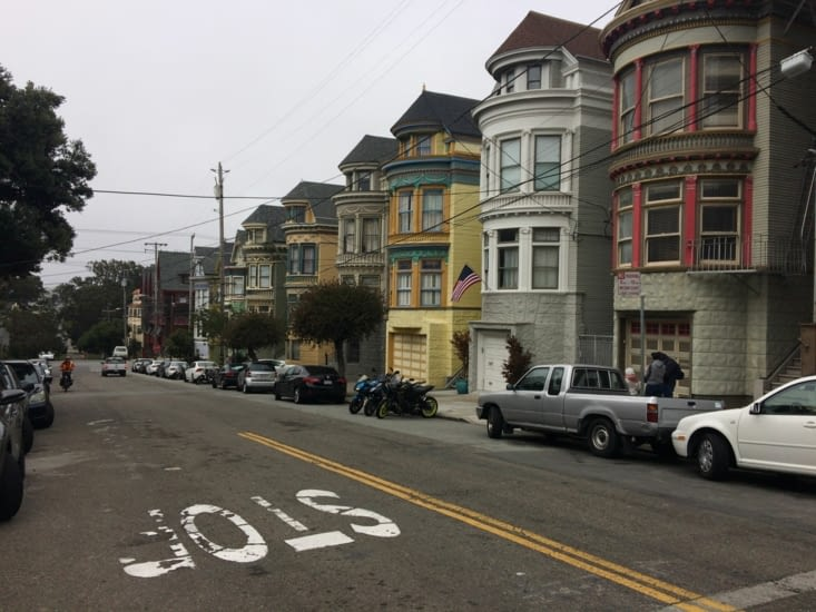 Central Avenue - Haight-Ashbury