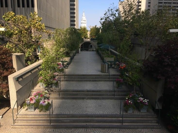 Hinckley Walk, San Francisco