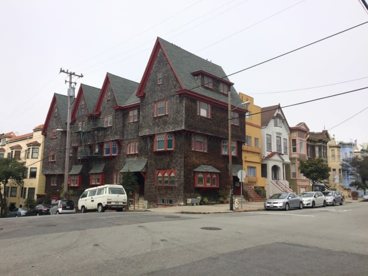 Page Street & Central Avenue - Haight-Ashbury