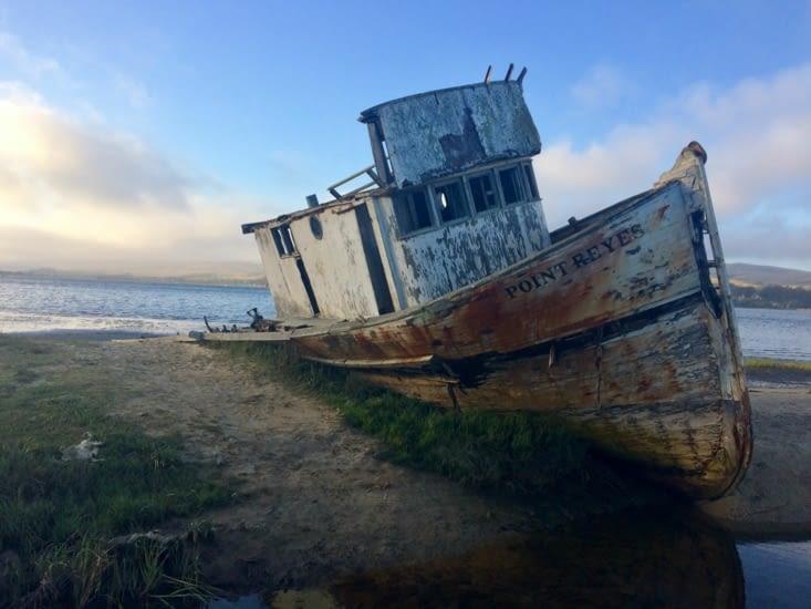 Point Reyes Shipwrecks