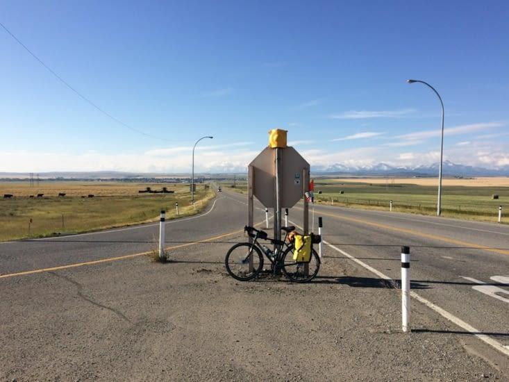 Les montagnes, les plaines, un vélo <3