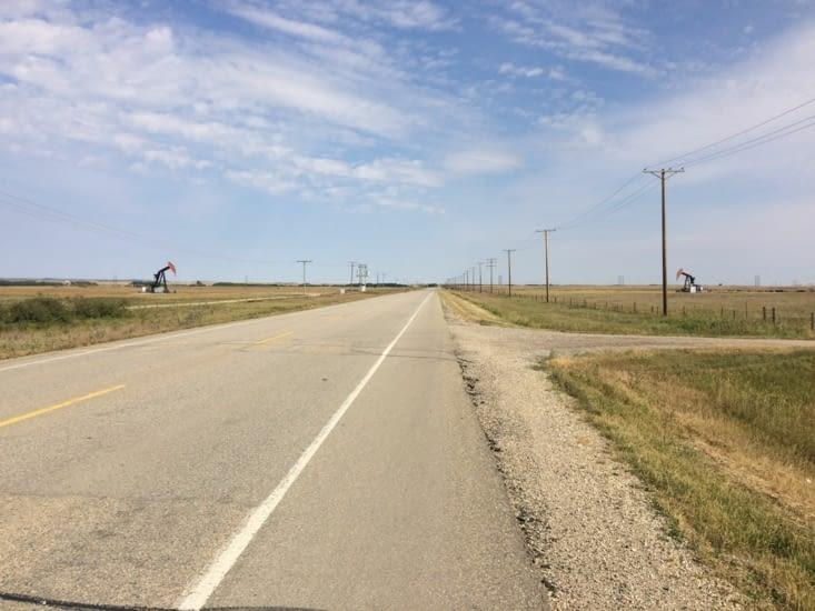 Au Saskatchewan aussi il y a du pétrole !