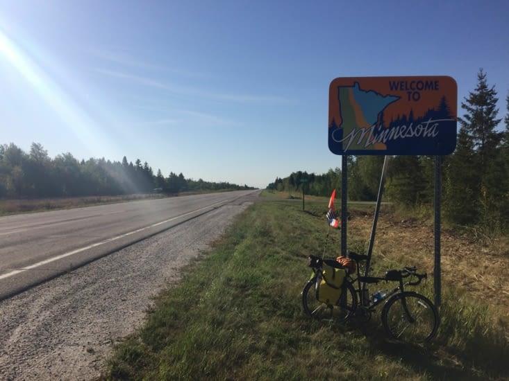 Passage par le Minnesota