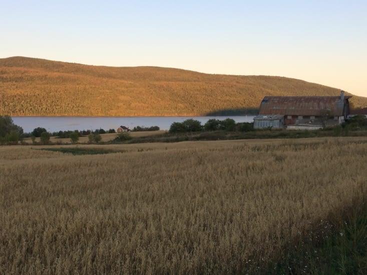 Blog de voyage au canada travers e du canada en v lo - A quelle heure le soleil se couche aujourd hui ...