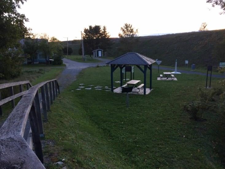Le parc de la frontière