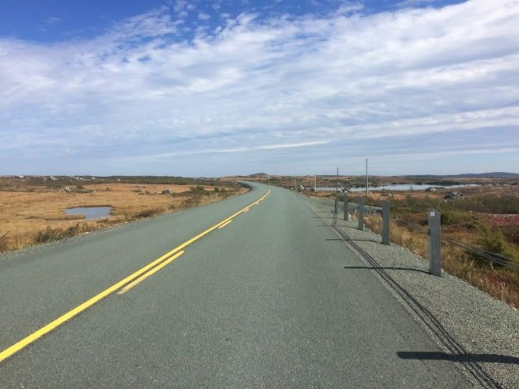 Sur la Witless Bay Line (route 13)