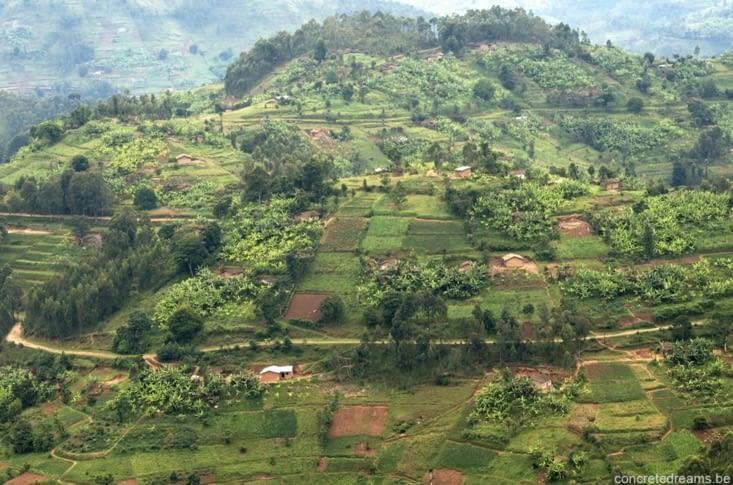 Arrivé à Goma https://en.wikipedia.org/wiki/Goma  aprés un court séjour au rwanda