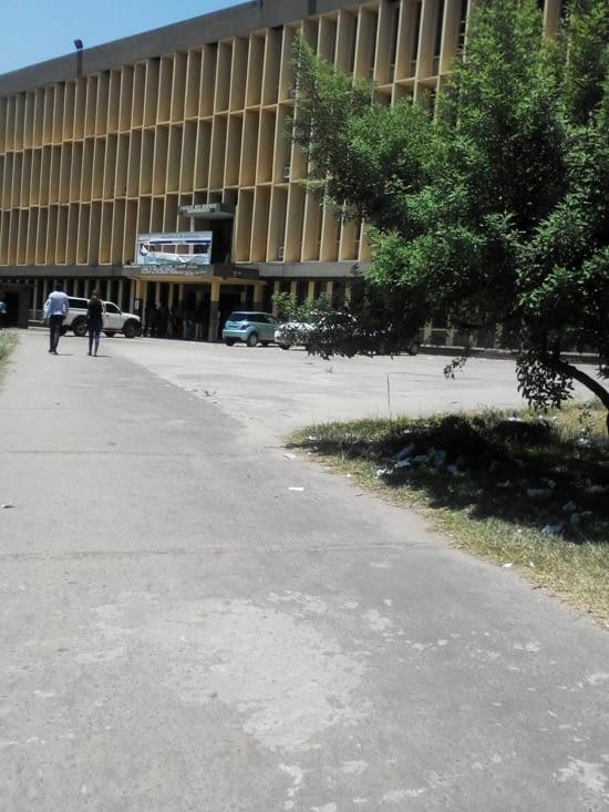 OpenStreetMap Congo Université d'état Agronomie