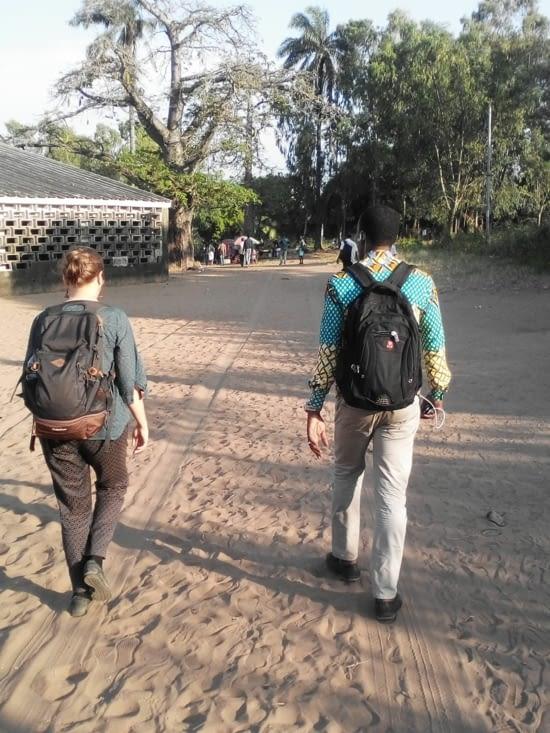 OSM Fin de la formation et du conseil administration OSM Congo
