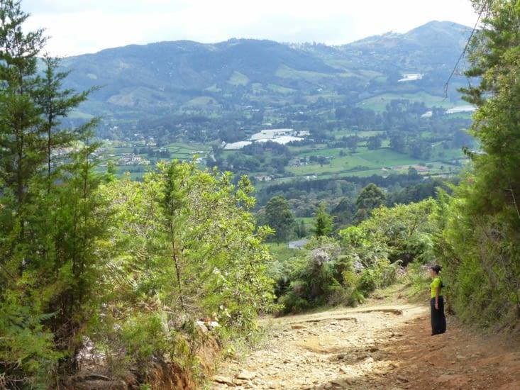 Balade dans le RioNegro