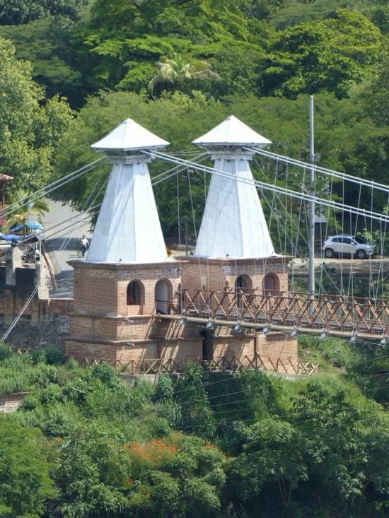 Le pont de Santafe