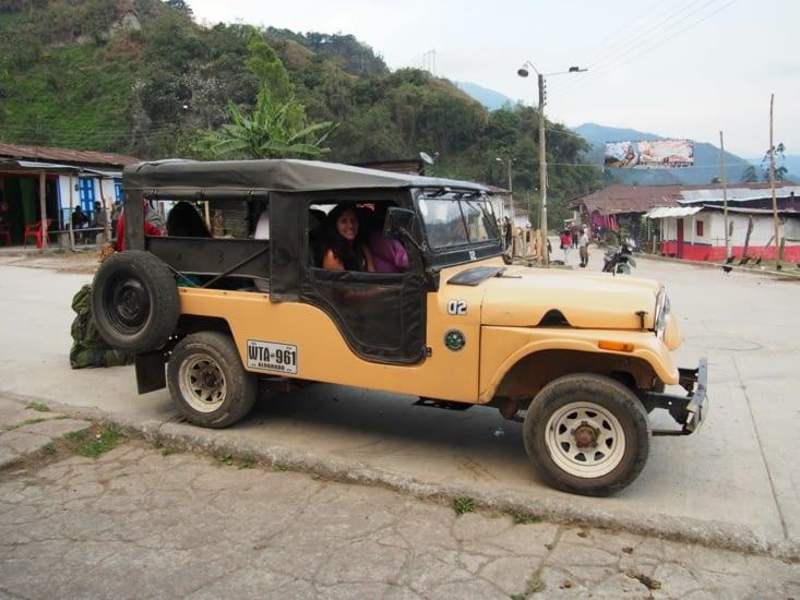 notre Jeep