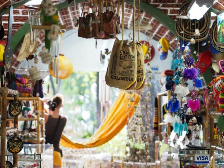 Escapade au marché artisanal
