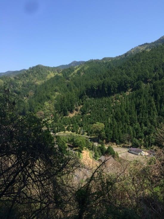 Montée au mont KoyaSan