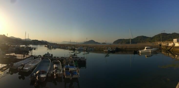 Quai de Naoshima