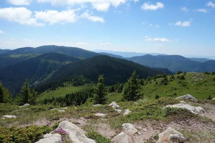 le Perelic peak