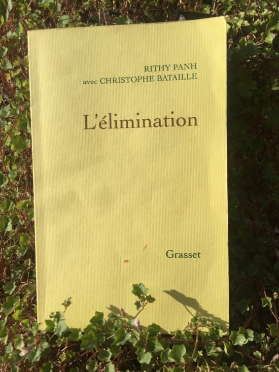 L'élimination Rithy PANH avec Christophe Bataille