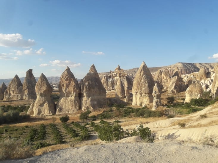 Blog De Voyage En Turquie Cheminees De Fee