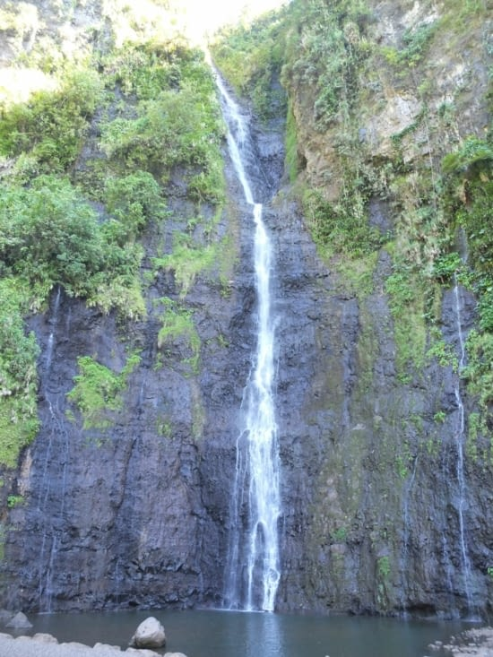 La première cascade