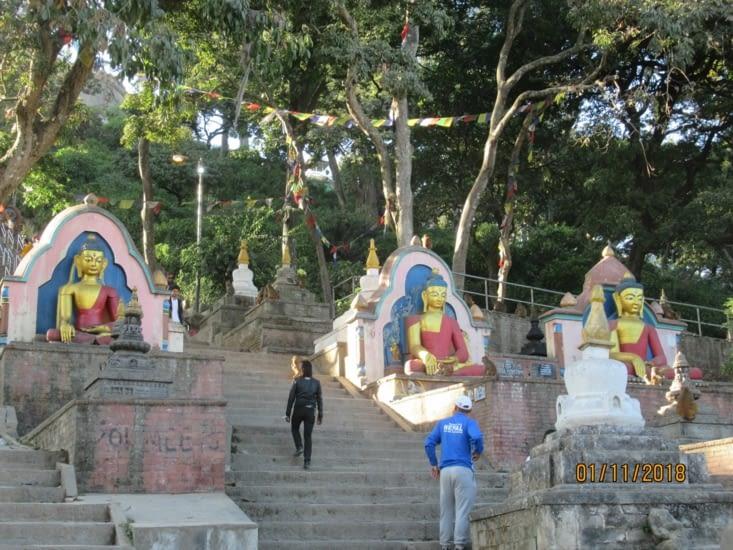 et accessoirement de Buddha