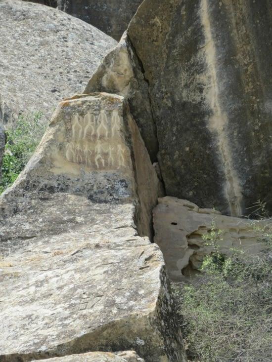 Gobustan - Petroglyphes