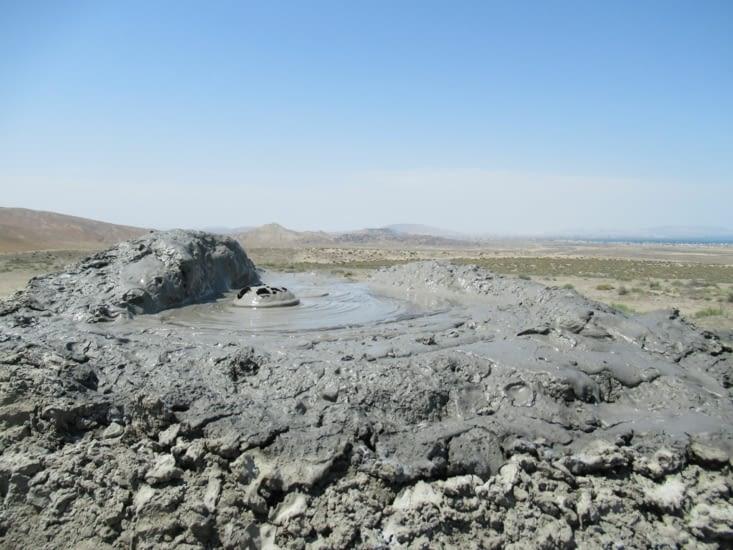 Gobustan - Volcan de boue