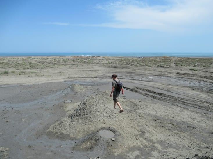 Gobustan - Volcans de boue
