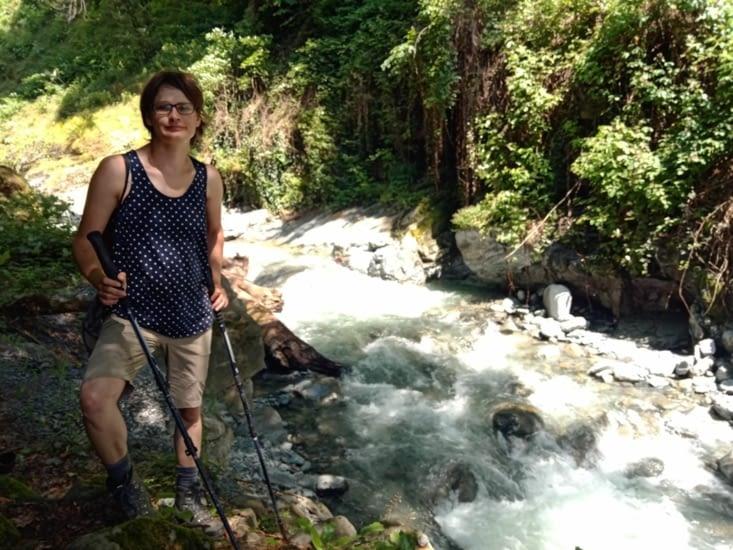 Randonnée à Lagodekhi