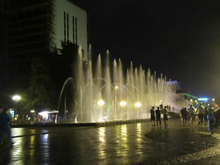 Batumi by NIGHT !