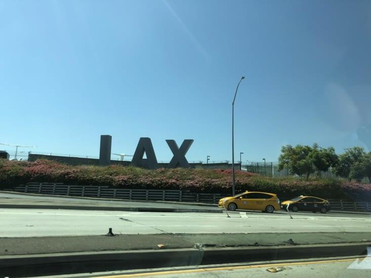 LAX Aéroport