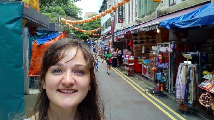 Nono à Chinatown