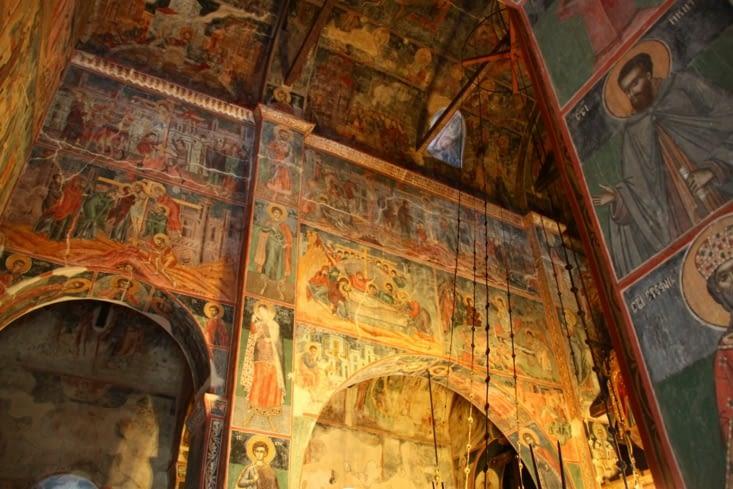 Encore un monastère : celui de Piva, dans le nord-ouest du pays.