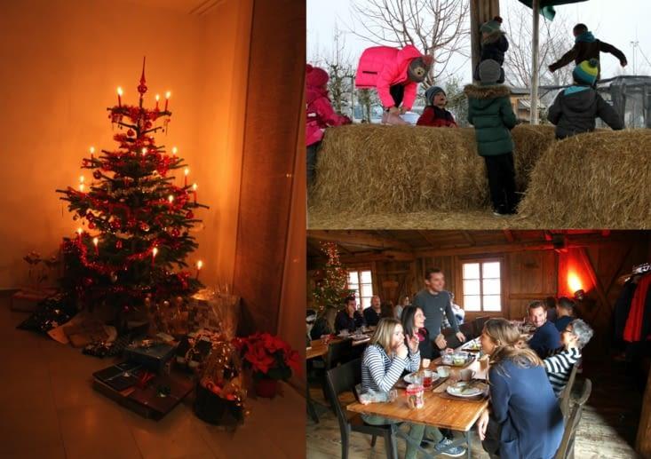 La magie de Noël opère et ravit les petits et les grands...