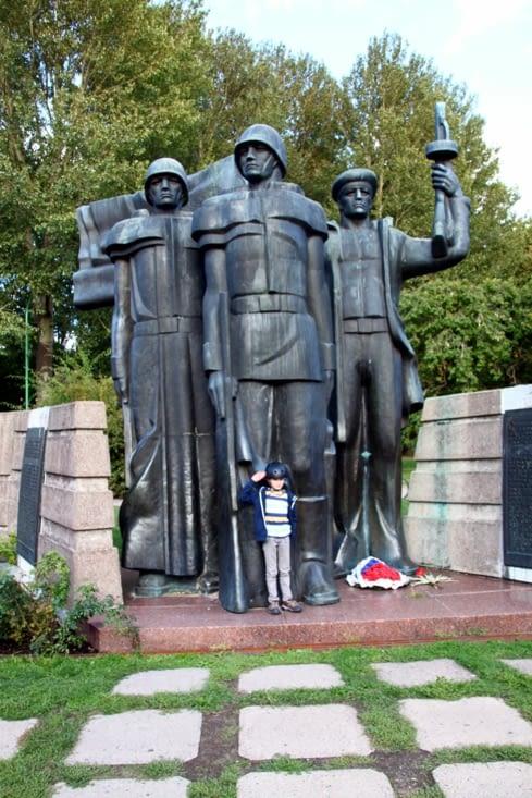 """Parmis les vestiges des """"soviet times"""", comme ils disent ici :"""