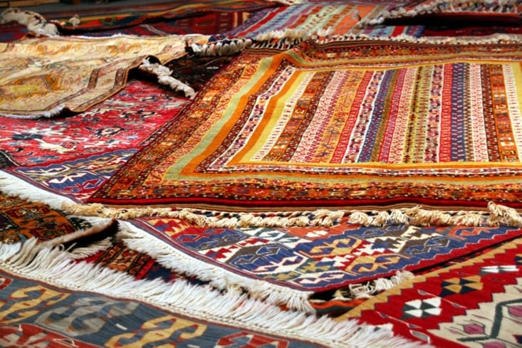 Ah, les tapis de Bergama !