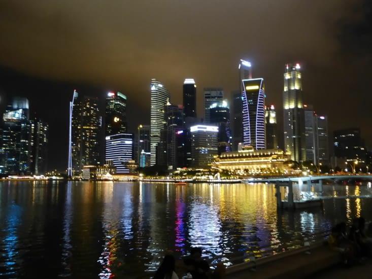 Marina bay by night 2