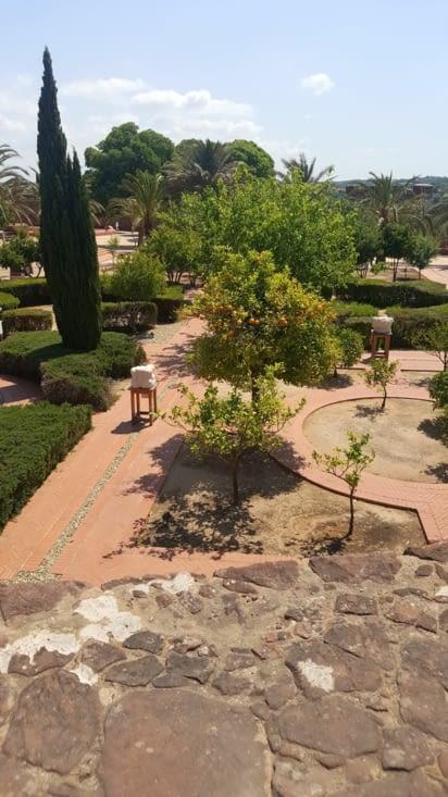 Jardin du chateau fortifié SILVES
