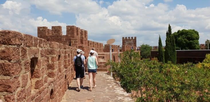 SILVES et son château fortifié