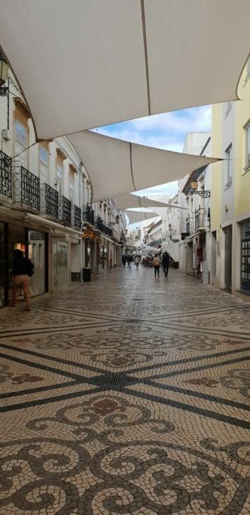 FARO et ses rues pavées dessinées