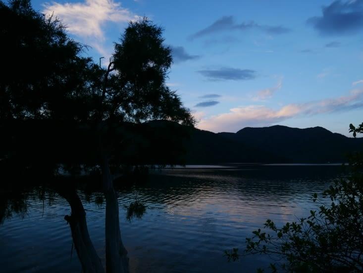 Sunset au calme