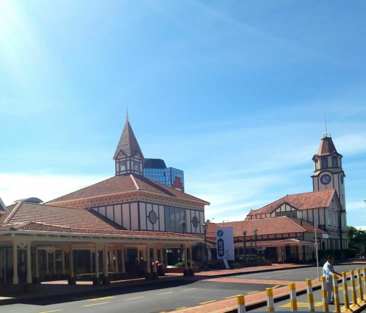 Centre de Rotorua