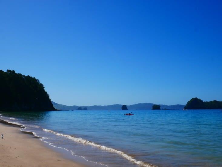 Encore un peu de plage
