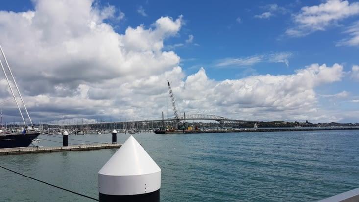 Le Harbour bridge