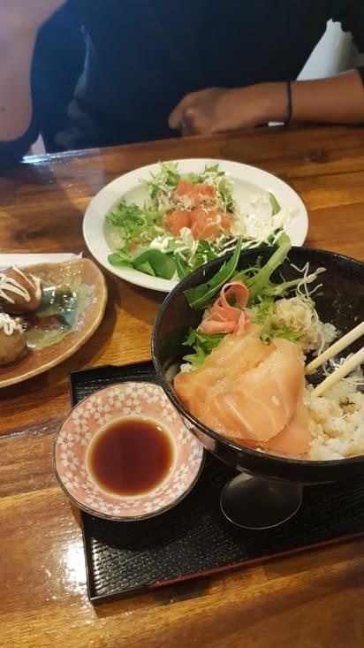 Petit japonais pour midi