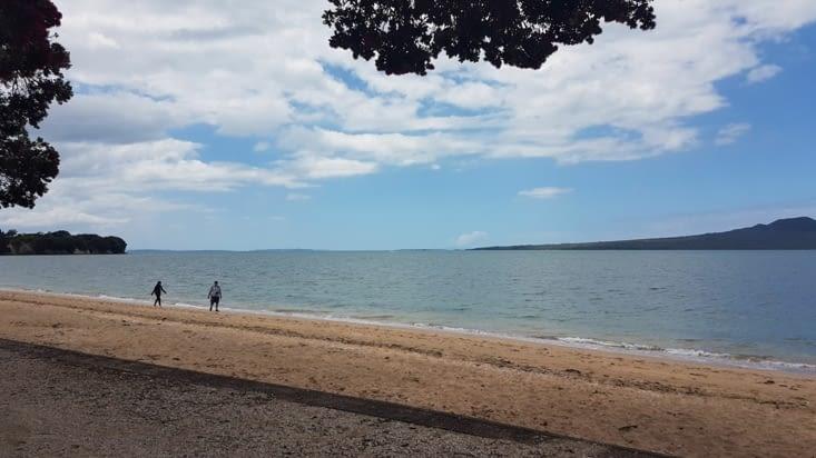 Petit plage au calme