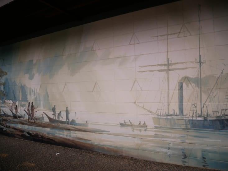 Chemainus, la ville peinte