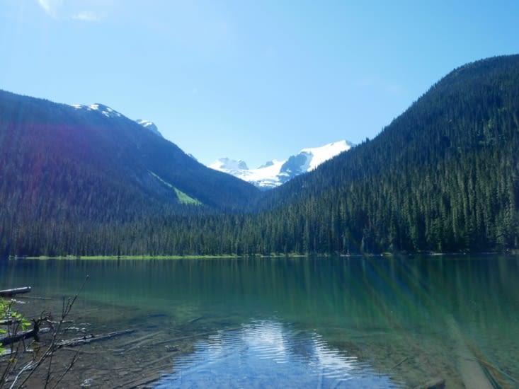 Lac Joffre  (Low)