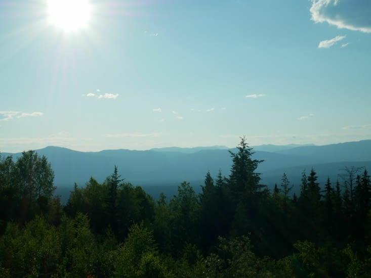 Point de vue de Green Mountain